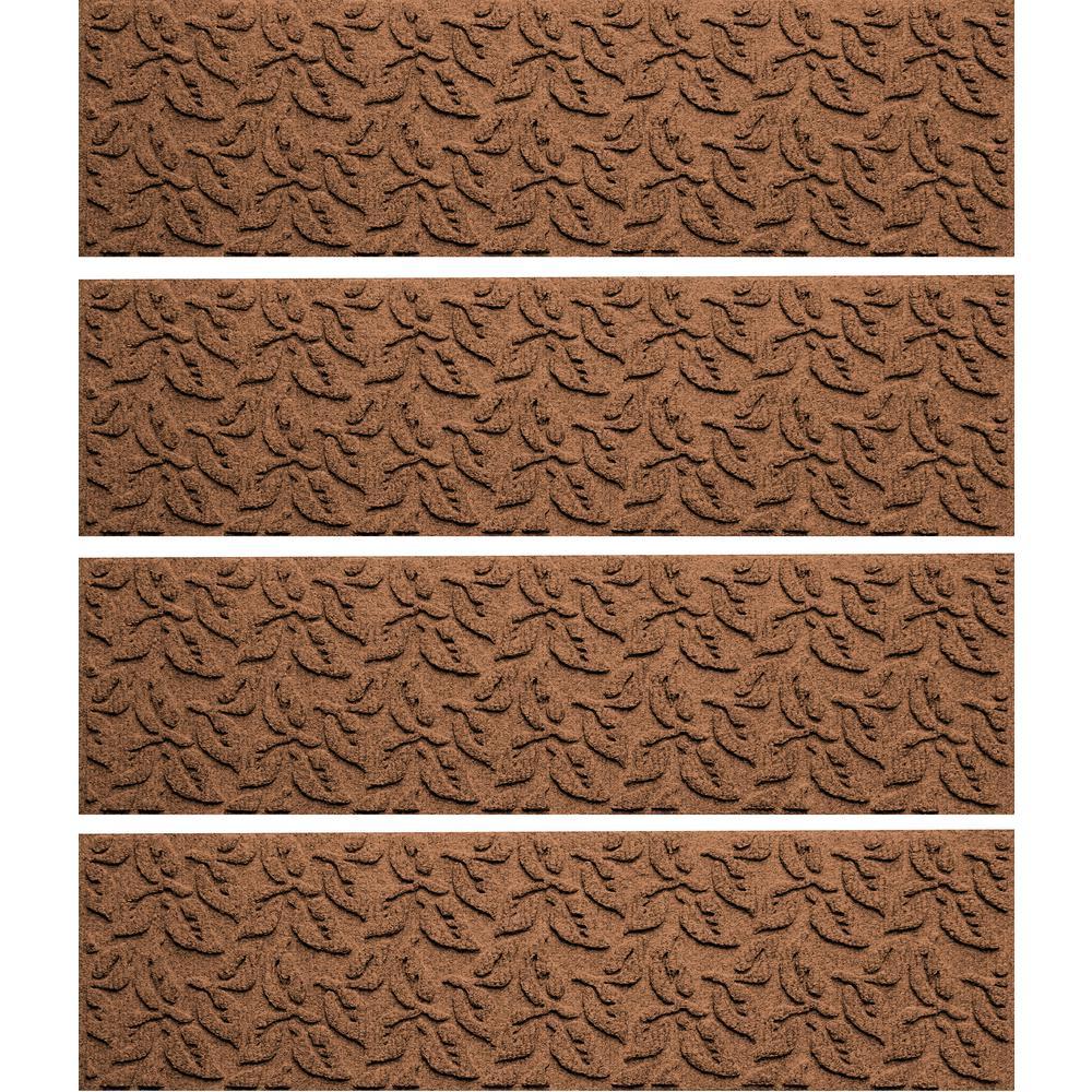 Dogwood Leaf Stair Tread Cover (Set