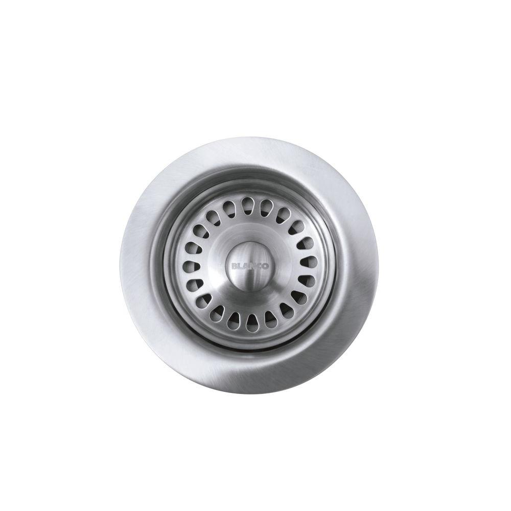 Beau Decorative Basket Strainer In Stainless