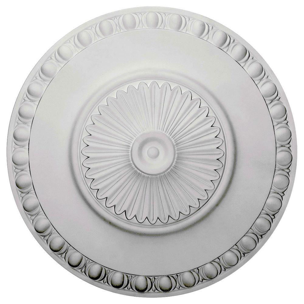 n lighting the medallions ceiling medallion x d accessories millwork ekena b in o