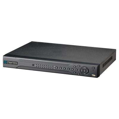 Combo 8-Channel HD-1080 1TB -1.9TB Standalone Digital Video Recorder Surveillance DVR Player