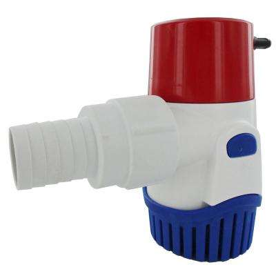 0.018 HP Submersible 12-Volt Automatic Bilge Pump