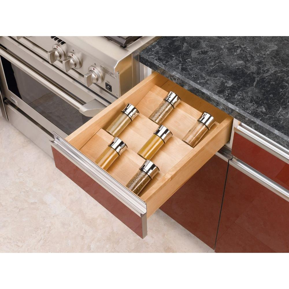 Rev A Shelf 19 In H X 14 75 In W X 22 In D Base Cabinet: Rev-A-Shelf 6.625 In. H X 39.25 In. W X 21.25 In. D Large