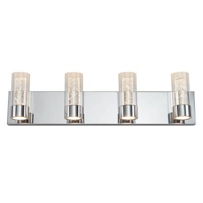 Ratio 27 in. Chrome LED Vanity Light Bar