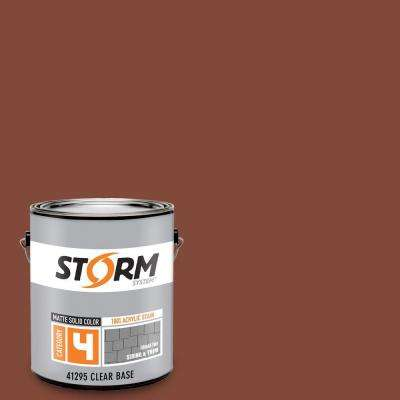 Category 4 1 gal. Fawn Matte Exterior Wood Siding 100% Acrylic Latex Stain