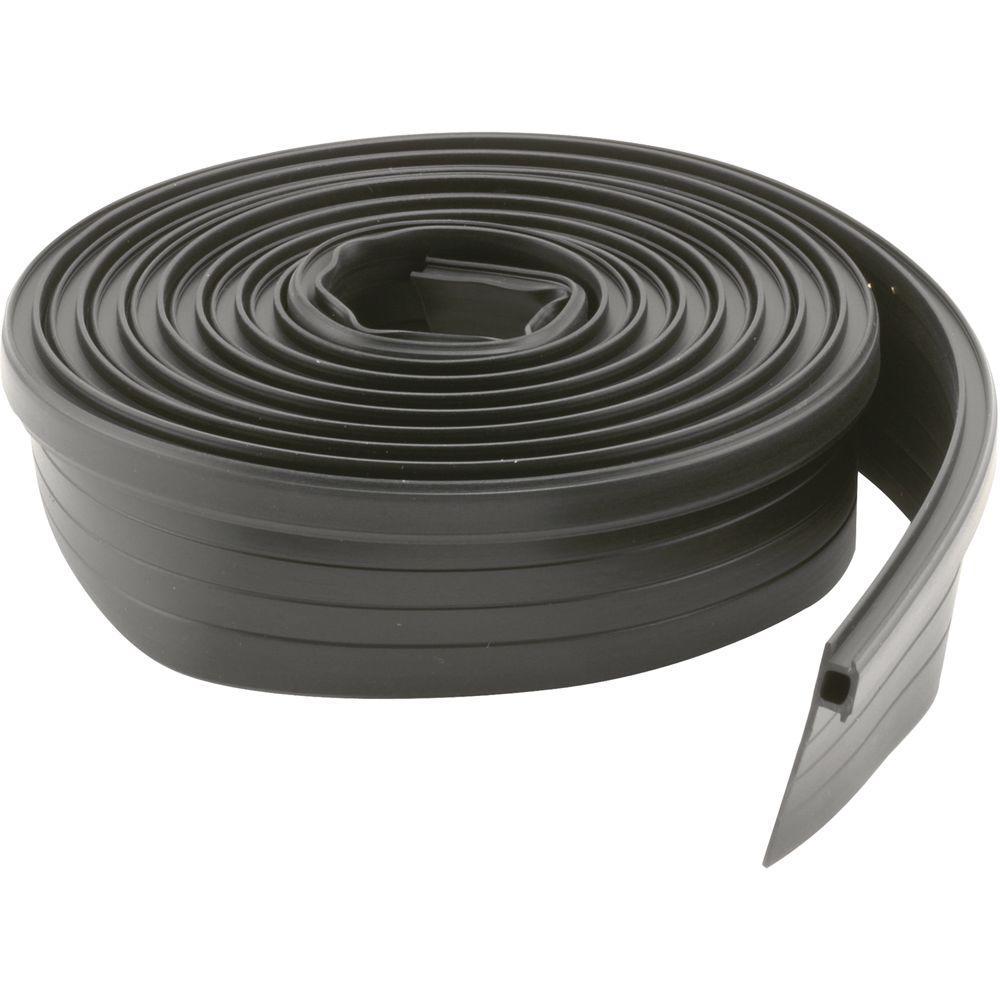 Prime-Line 7/8 in. to 1-3/8 in. Wide 7 ft. Black Vinyl Bug Seal