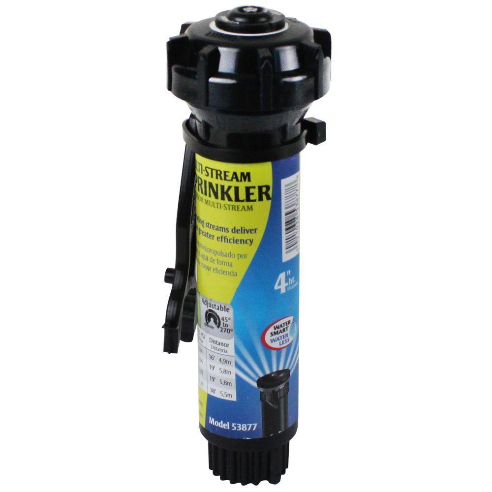 Small Area MultiStream Adjustable PRN Sprinkler Head