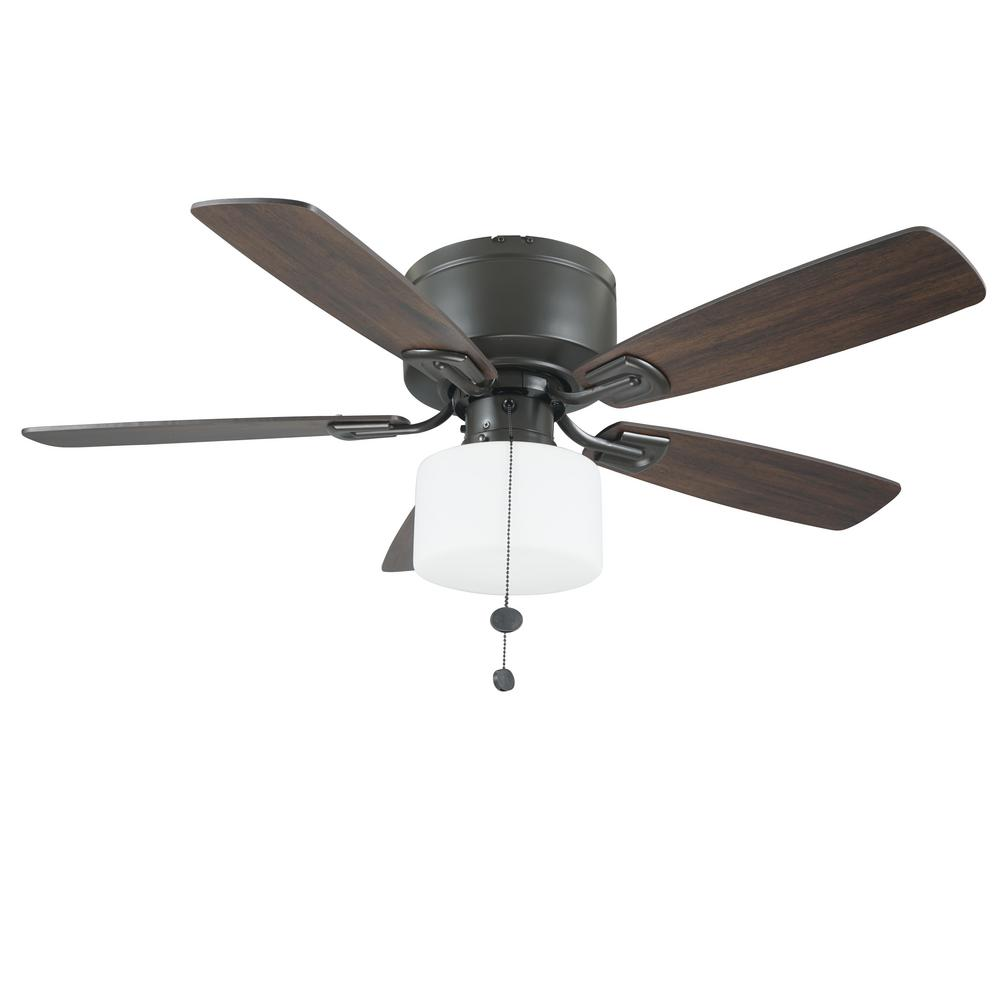 Private Brand Unbranded Bellina 42 In Oil Rubbed Bronze Ceiling Fan With Light Kit Rh5h1 Orb The Home Depot