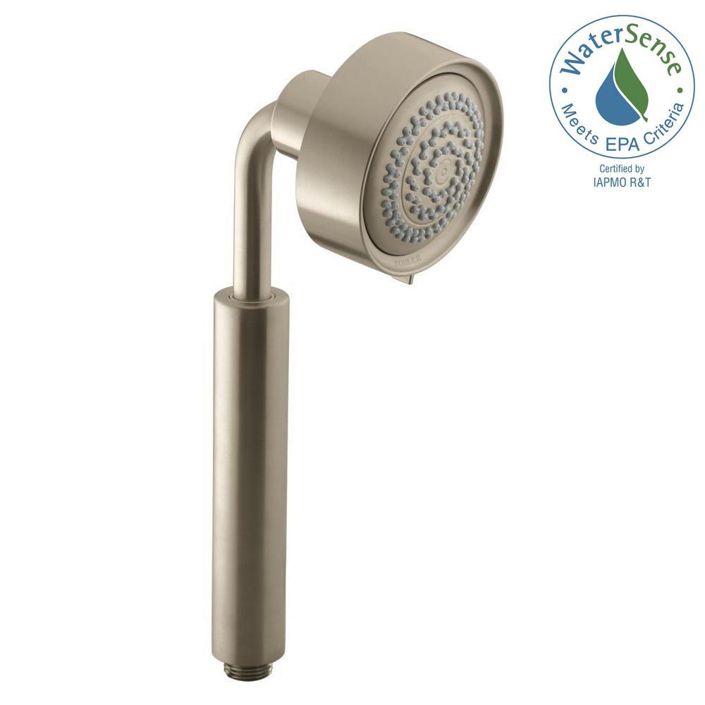 Wide - Nickel - KOHLER - Handheld Showerheads - Showerheads - The ...