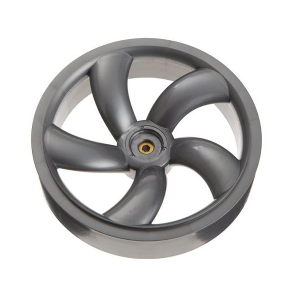 Automatic Swimming Pool Vacuum Cleaner Single Side Wheel