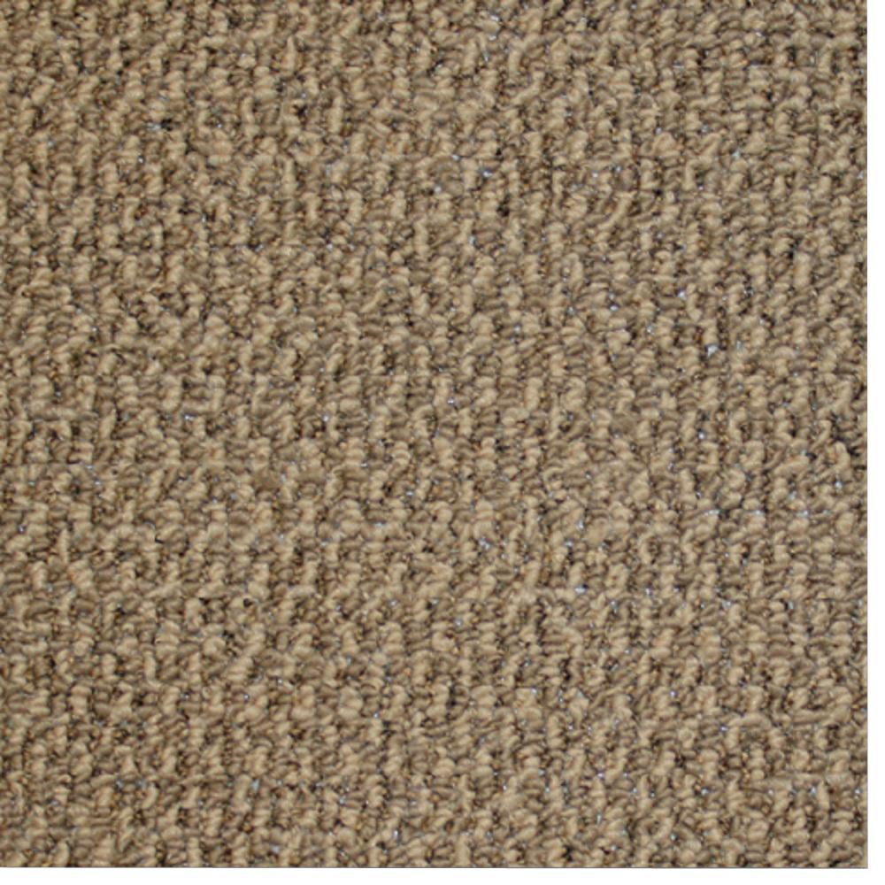 Kraus Carpet Sample Skill Set Color Acorn Loop 8 In X