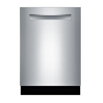 800 Series Top Control Tall Tub Pocket Handle Dishwasher in Stainless Steel with Stainless Steel Tub, Crystal Dry, 42dBA