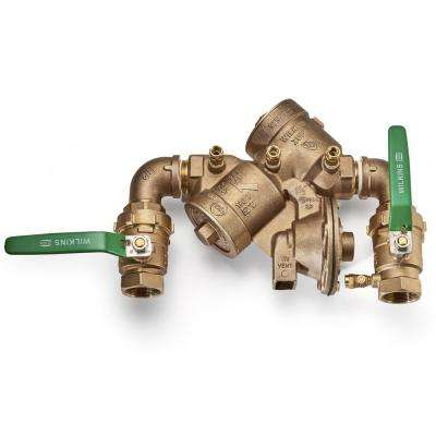 1-1/2 in. Reduced Pressure Principle Backflow Preventer