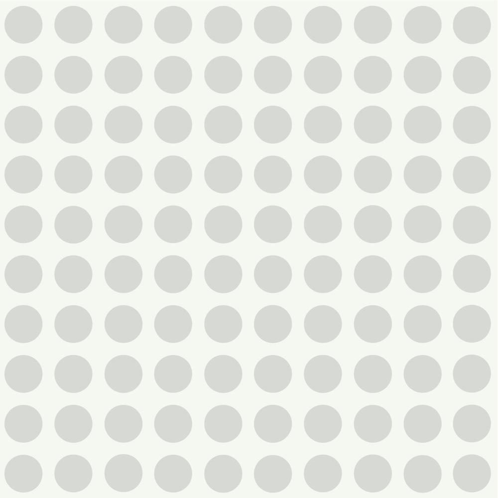 Inspired By Color Dots Wallpaper, Grey