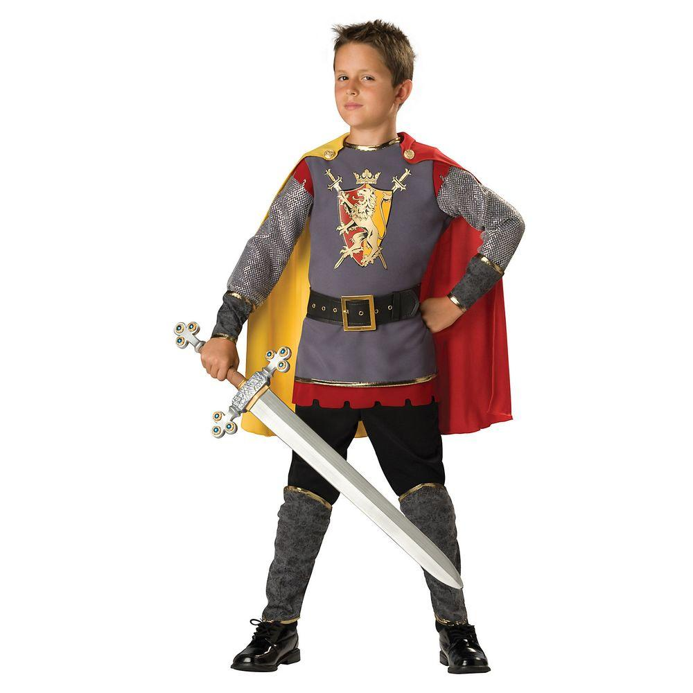 incharacter costumes child loyal knight costume