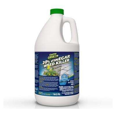 20% Vinegar 1 Gal. Ready-to-Use Weed and Grass Killer