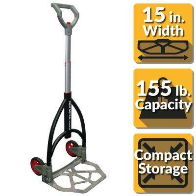 155 lbs. Pack-N-Roll Express Telescoping Hand Truck