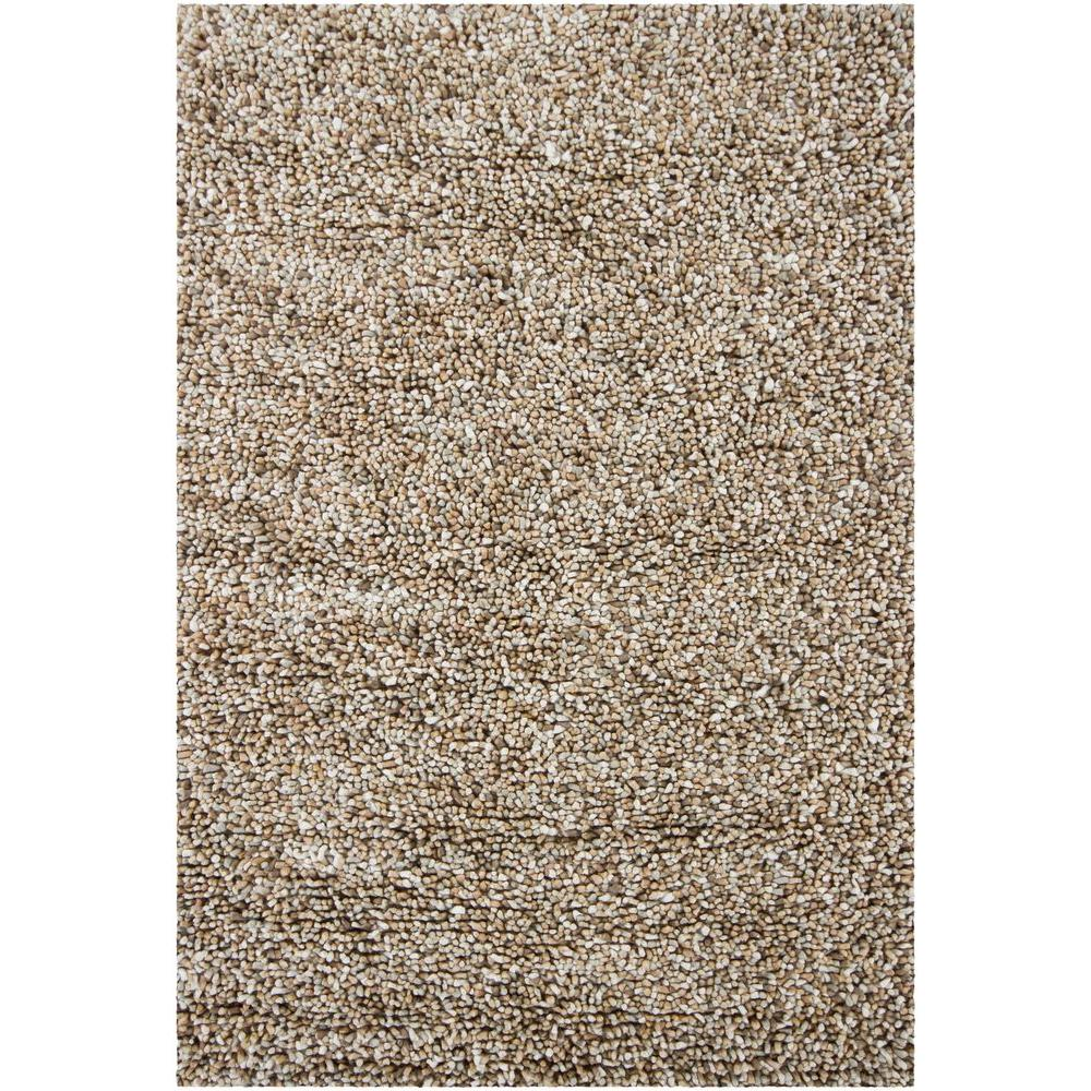 Gems Taupe/Ivory/Tan 7 ft. 9 in. x 10 ft. 6 in.
