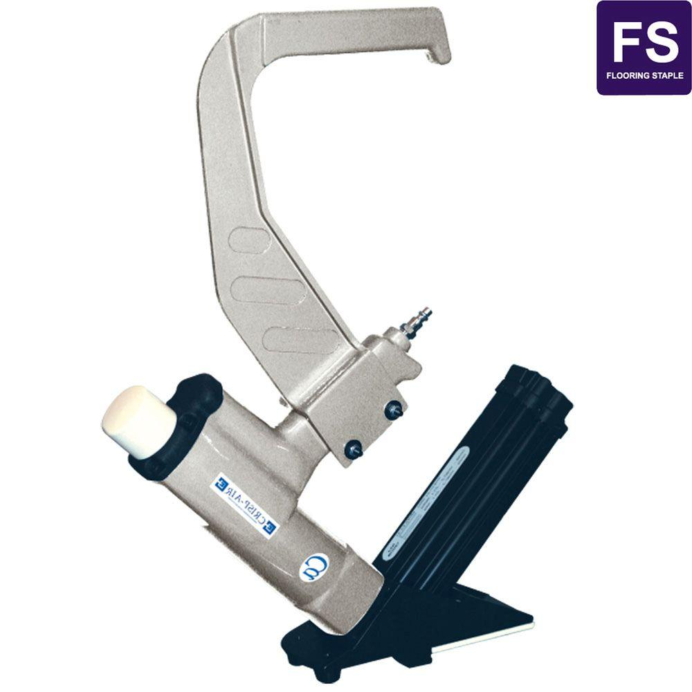 Light Aluminum Body Hardwood Flooring Nailer and Stapler