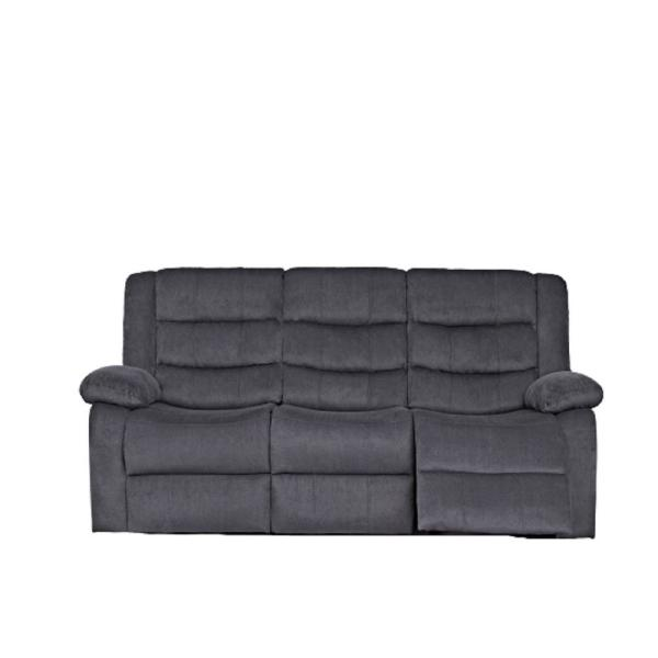 Miraculous Lawson Reclining Sofa Fabric Blue Grey Gmtry Best Dining Table And Chair Ideas Images Gmtryco