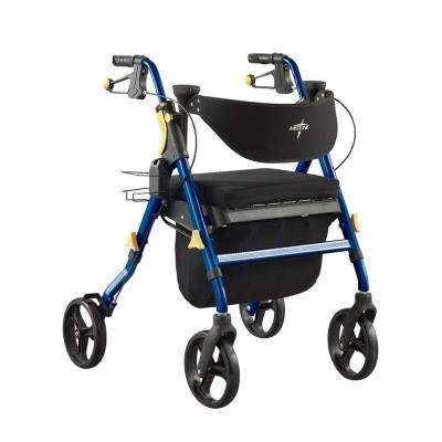Empower Rollator in Blue