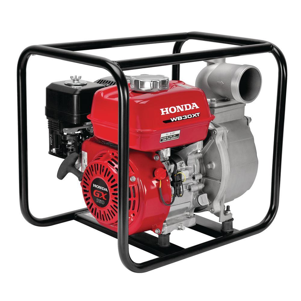 6 HP General Purpose 3 in. Gasoline Powered Water Pump
