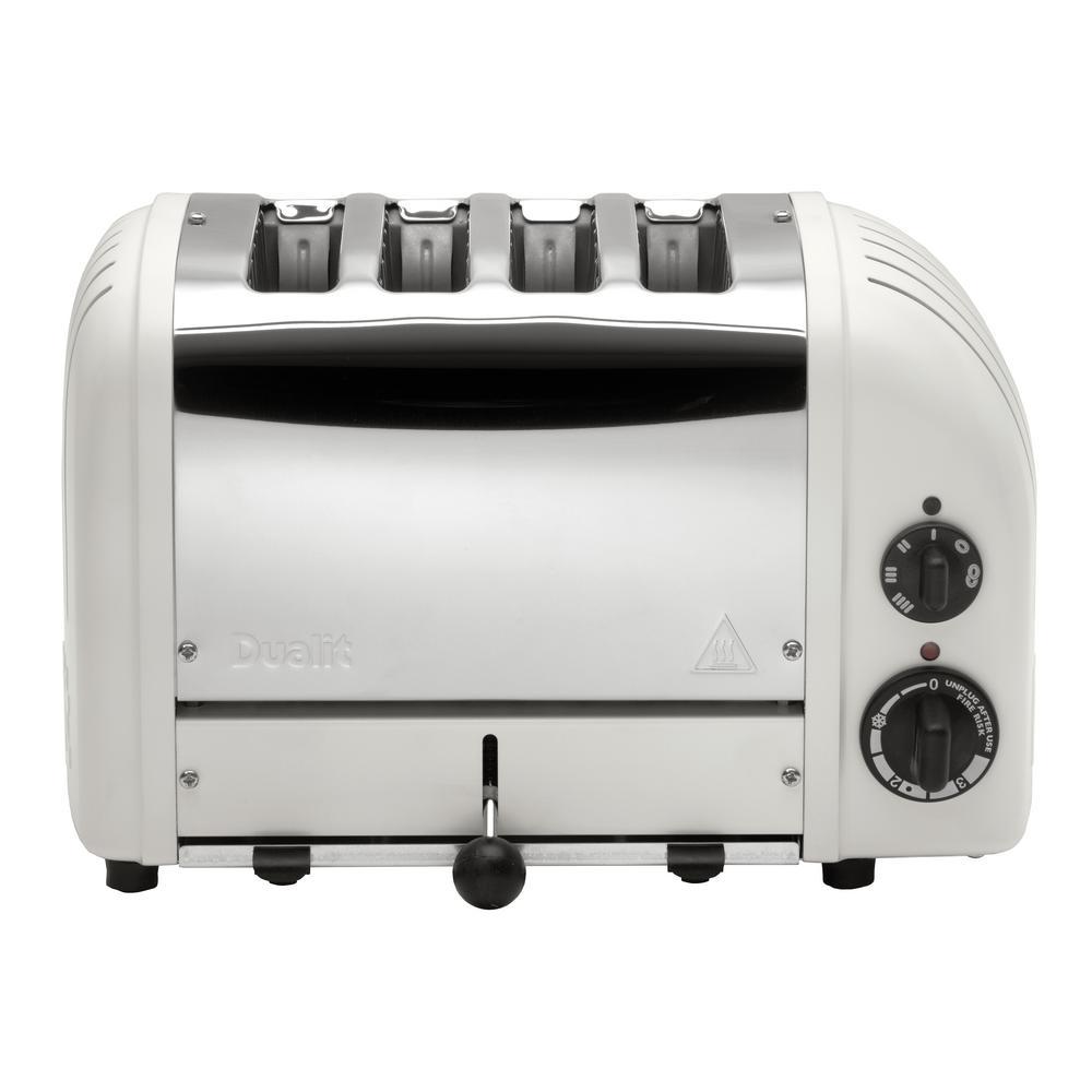 NewGen 4-Slice Matt Porcelain Toaster