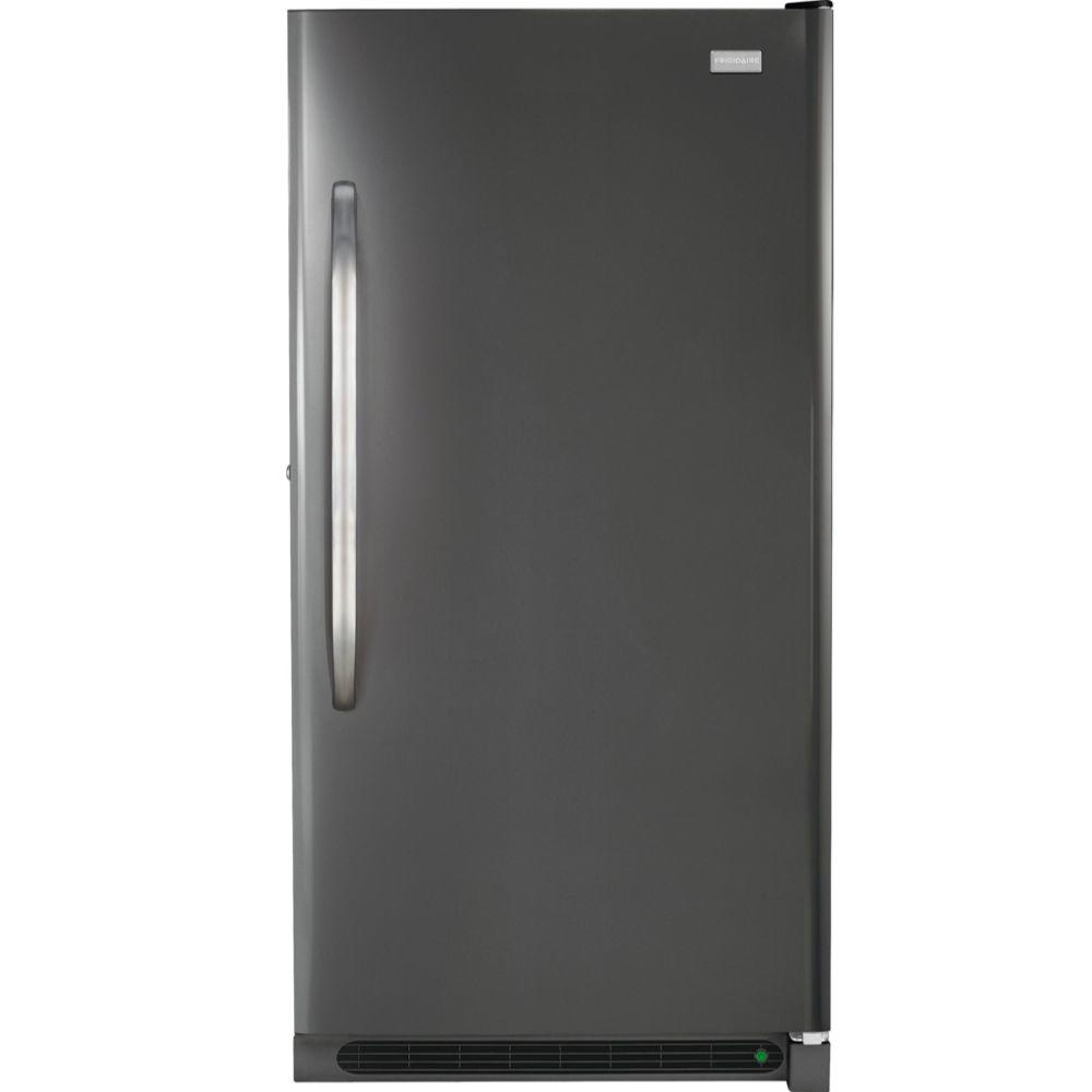 16.6 cu. ft. Frost Free Upright Freezer in Classic Slate, ENERGY