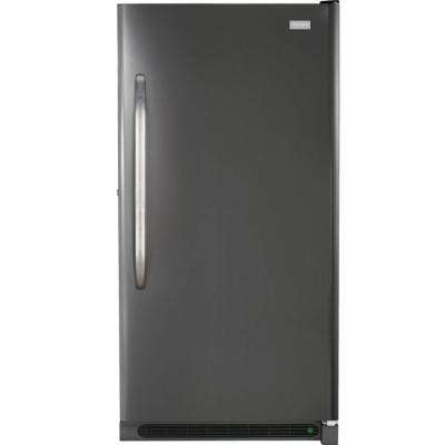 16.6 cu. ft. Frost Free Upright Freezer in Classic Slate, ENERGY STAR