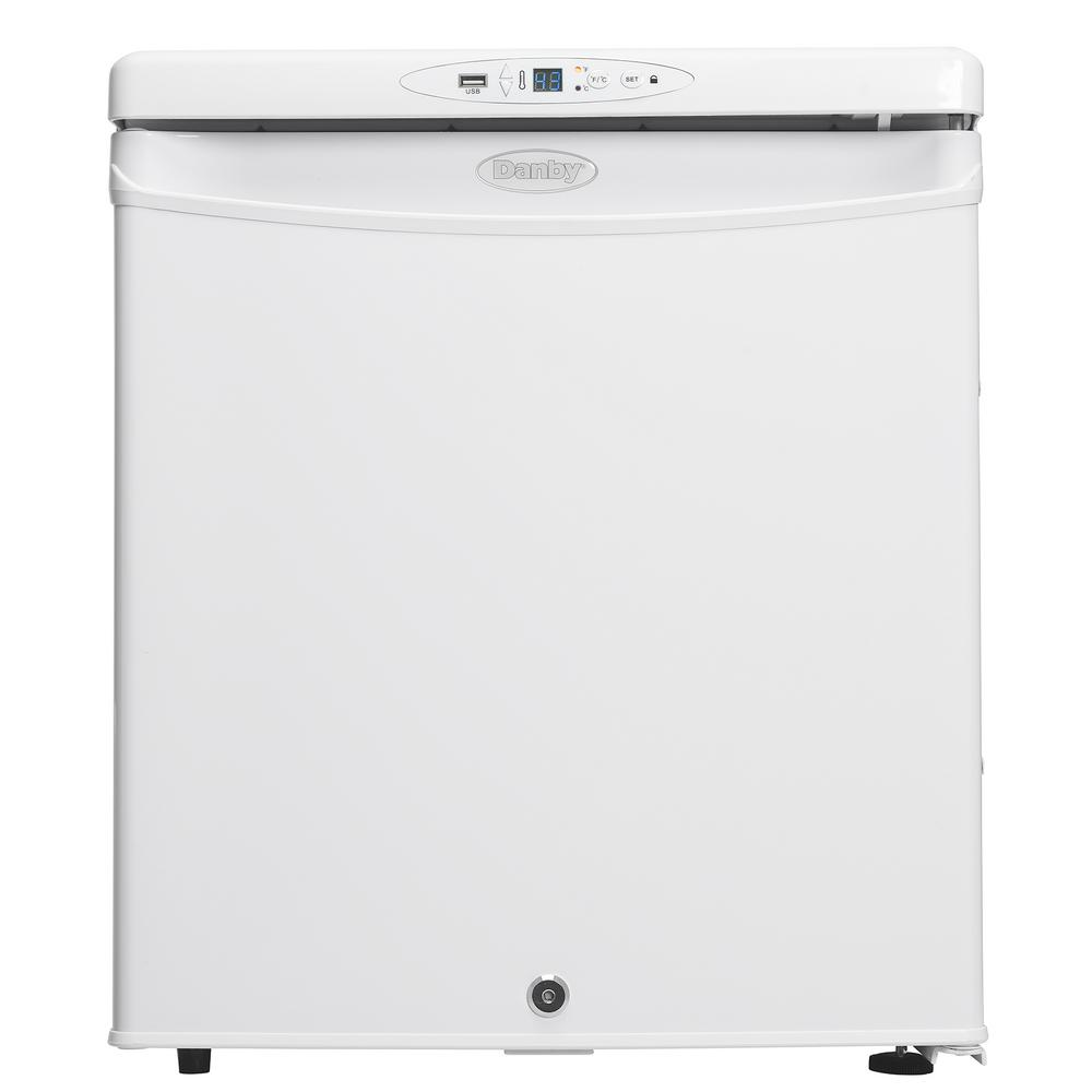 Danby 18 in. W 1.6 cu. ft. Commercial Refrigerator in White