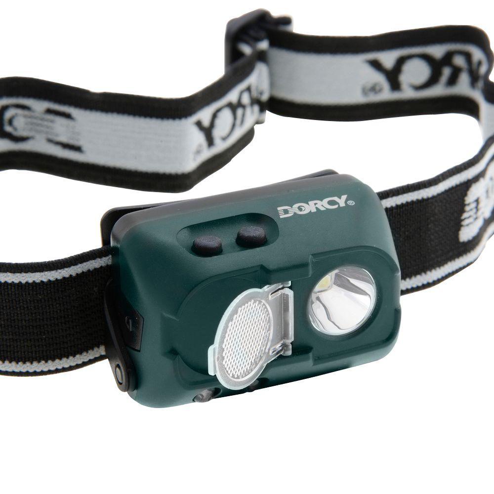 Dorcy Weather Resistant Adjustable LED Headlight Flashlight