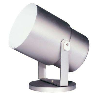 Catherine 7.5 in. 1-Light Satin Chrome Spot Light