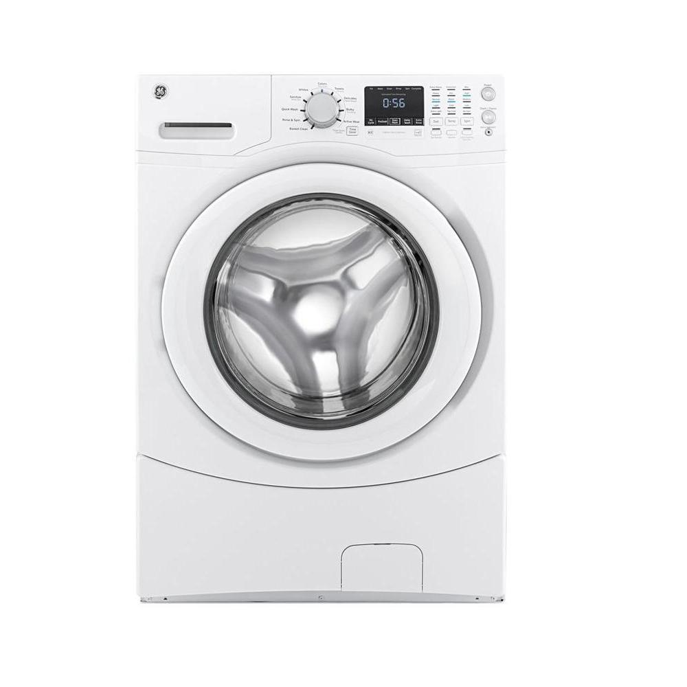 front load washer in white energy star