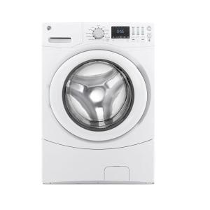 GE 4.3 cu. ft. Front Load Washer in White, Energy Star by GE