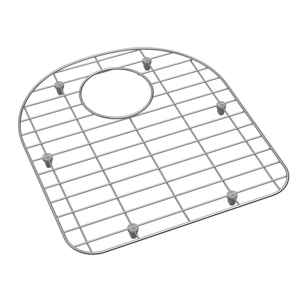 Elkay Kitchen Sink Bottom Grid Fits Bowl Size 16 in. x 17.5 in.