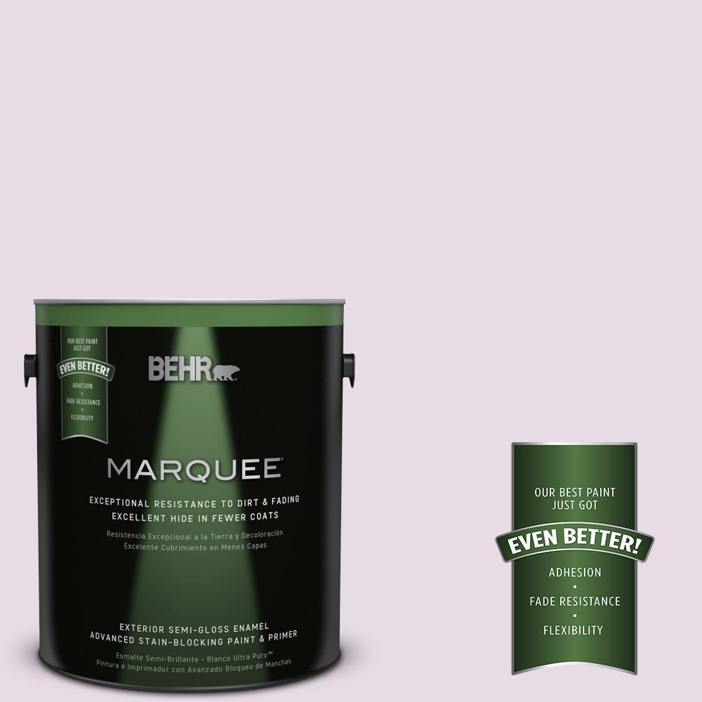 1-gal. #M100-1 Aroma Semi-Gloss Enamel Exterior Paint