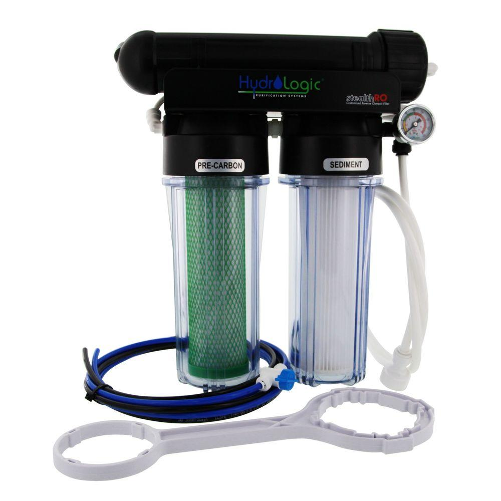 Ge Single Stage Water Filtration System Gx1s50r The Home