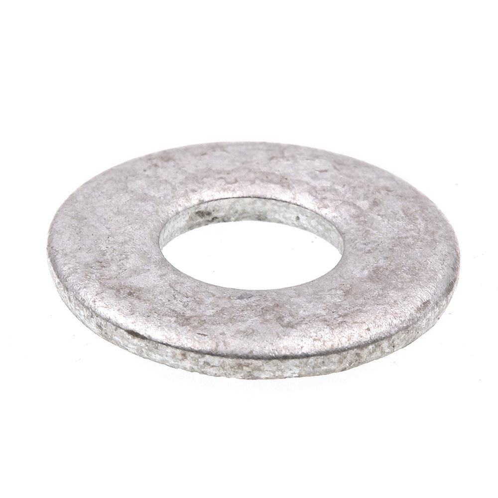 "3//4/"" SAE Flat Washers 10pcs Hot Dip Galvanized"
