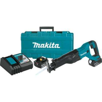 No tool blade change free shipping makita reciprocating saws 18 volt 50ah lxt lithium ion cordless reciprocating saw kit keyboard keysfo Choice Image