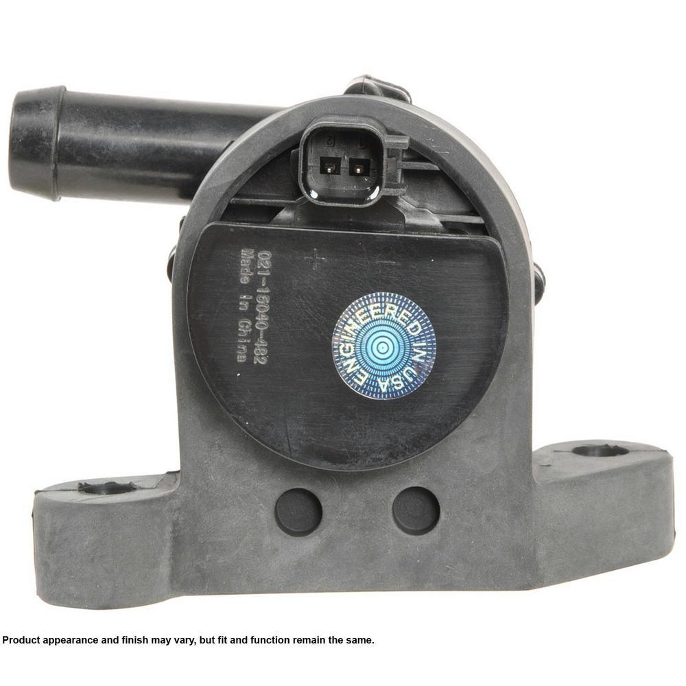 To Radiator New Auxiliary Coolant Pump fits 2010-2013 GMC Sierra 1500 Sierra 1500,Yukon