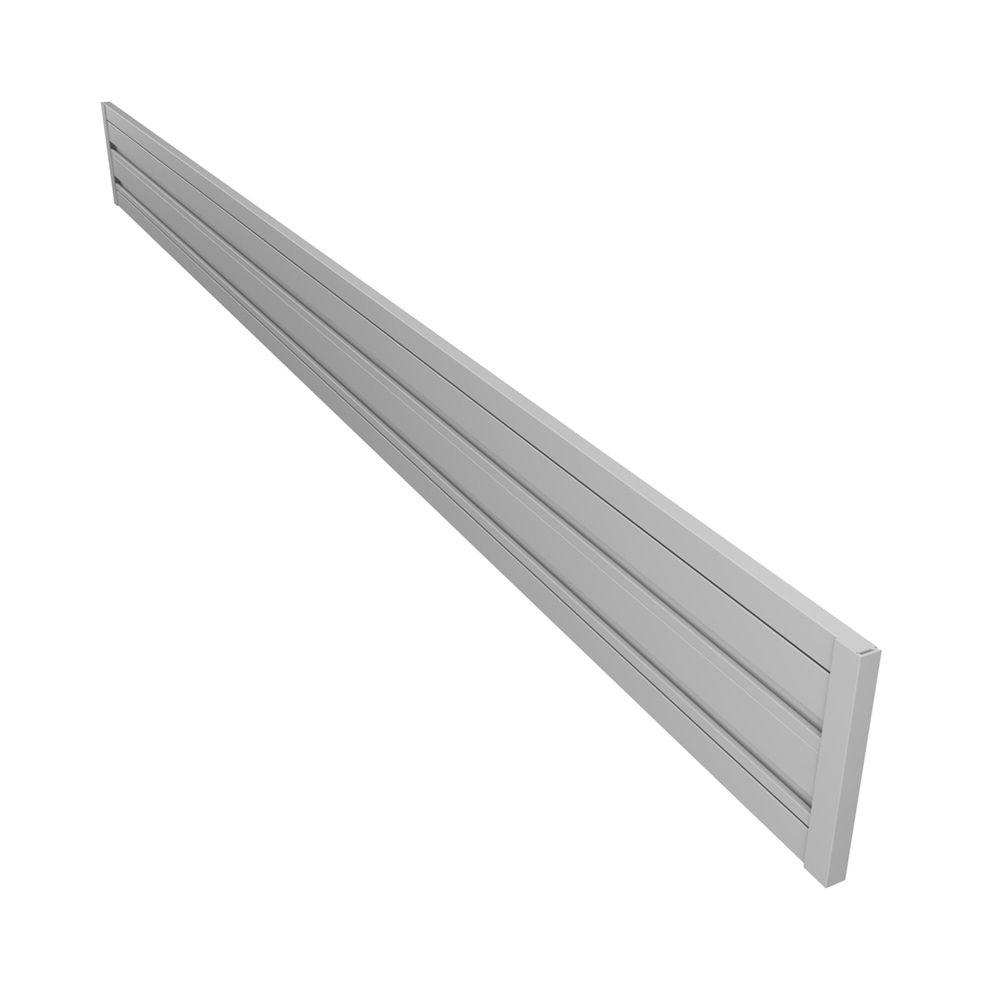 Slatwall Panel Kit (2-Piece)