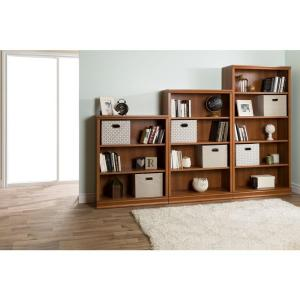 Morgan Cherry Open Bookcase