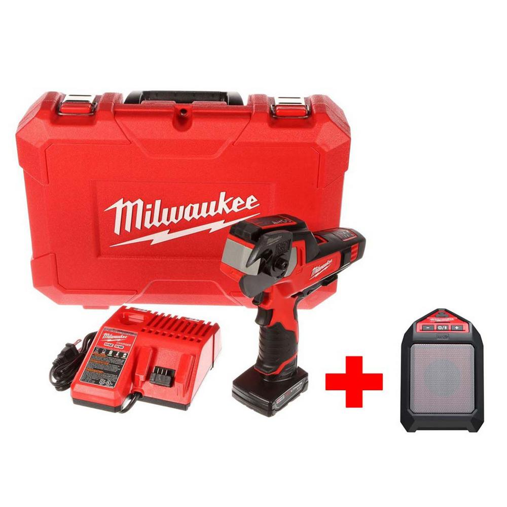 how to change blade on milwaukee pipe cutter