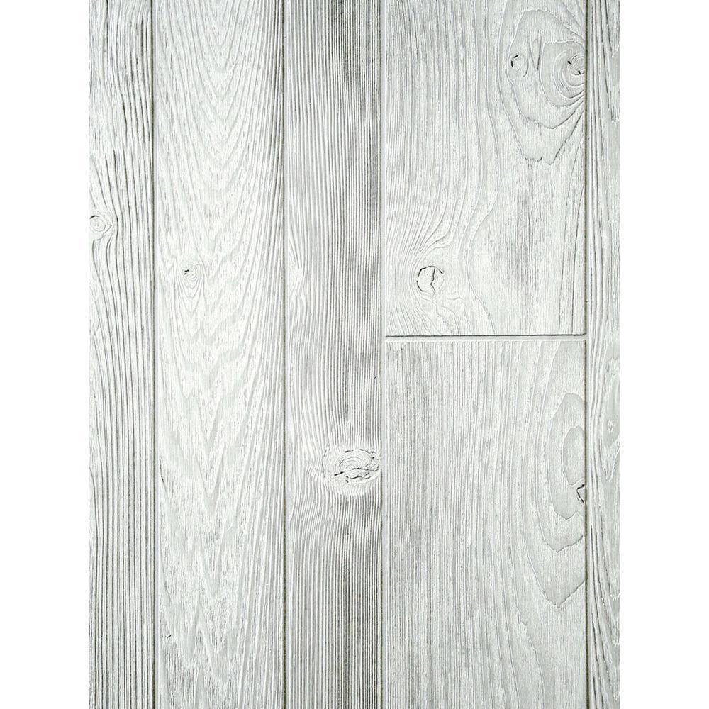 Aspen White Homesteader Hardboard Wood