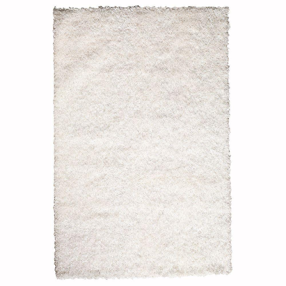 Home Decorators Collection Glitzy Pearl 5 ft. x 8 ft. Area Rug
