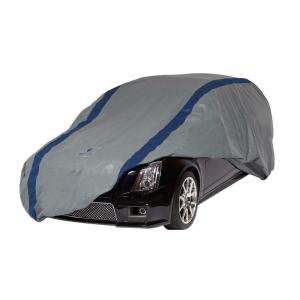 Click here to buy Duck Covers Weather Defender Station Wagon Semi-Custom Car Cover Fits up to 16 ft. 8 in. by Duck Covers.