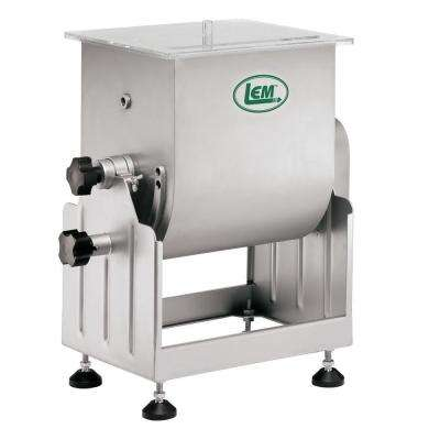 23 Qt. Tilting Stainless Steel Meat Mixer