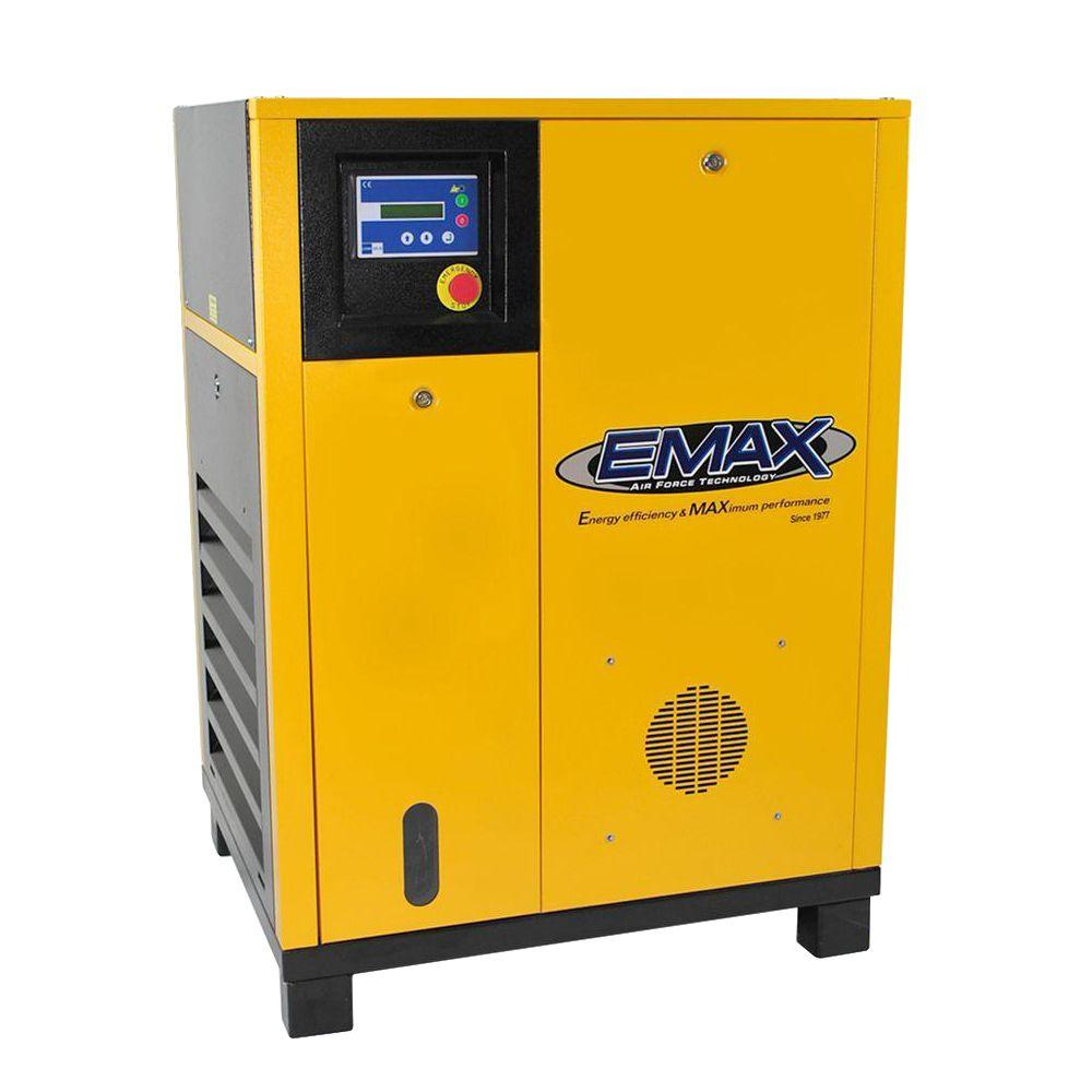 Premium Series 30 HP 3-Phase Stationary Electric Rotary Screw Air Compressor