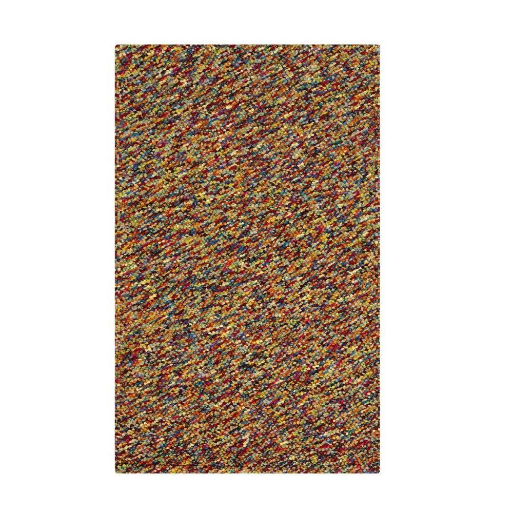Home Decorators Collection Jolly Shag Multi 5 Ft X 8 Ft