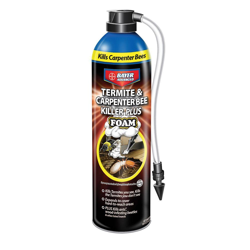 18 oz. Termite and Carpenter Bee Killer Foam