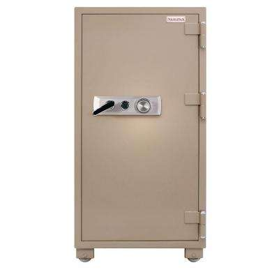 8.5 cu. ft. Fire Resistant Combination Lock 2 Hour Fire Safe